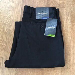 Other - NWT Dunlop sport black pant. Size 34.